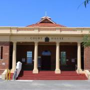 Cessnock Courthouse, New South Wales