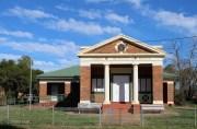 Dunedoo Courthouse 1928, NSW, Australian courthouses, early Australian courthouses, old Australian courthouses, Australian legal history