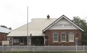 Gulgong Courthouse, New South Wales