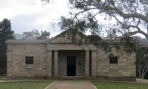 Hartley Courthouse, early Australian courthouses, old Australian courthouses, colonial Australian courthouses,