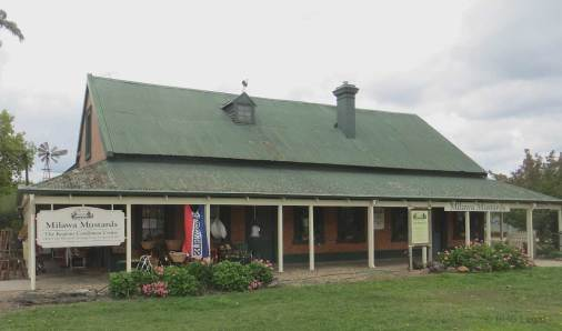 Milawa Courthouse (former), old Australian Courthouses, early Australian Courthouses, Australian Legal history,