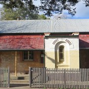 Morphett Vale, Old courthouses, early courthouses, Morphett Vale Courthouse, Australian Courthouses