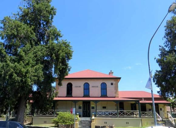 Moruya Courthouse, New South Wales