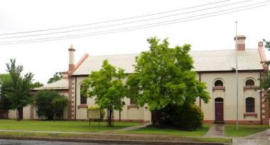Mudgee Courthouse, New South Wales