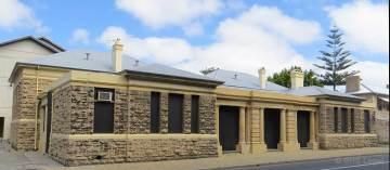 Old Fremantle Courthouse, Fremantle, Western Australia, Australian legal history, early Australian courthouses, old Australian courthouses,