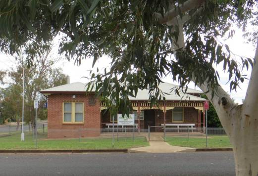 Peak Hill Courthouse, New South Wales