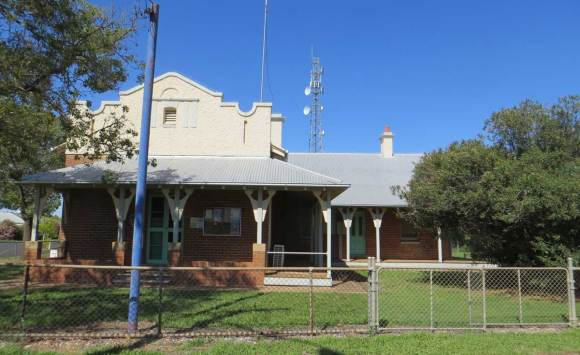 Trangie Courthouse, New South Wales