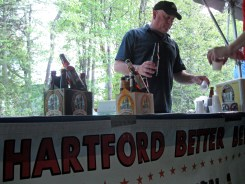 Michael Harney, owner of The Hartford Better Beer Co.