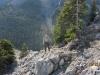 Kerry on Baldy Ridge