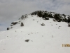 From the Col to the summit