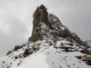 Outcrop of Mt White