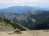 Fortress Ridge Mackay Hills. Opal Ridge  Mt Howard way behind