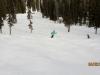 Big Bumps on Lynx Run off Larch Poma