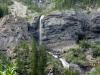 Falls from Memorial Lake