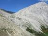 Mist Mountain hidden by the false summit
