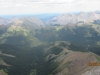 Mist Ridge runs across the middle