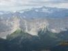 The glacier of Mt Joffre