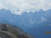 Most of the Ten Peaks with Moraine Lake