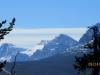 Peyto Glacier Rt Mt Caldron,Peyto & Thompson