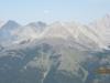 Lft to Rt Gibraltar Mt Highwood Range Pyriform Mt