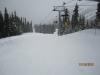 Snow conditions