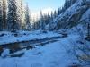 Porcupine Creek before the Ridge