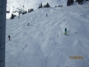 Busy day on Standish after snowfall