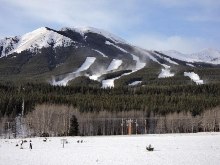 Nakiska Ski Hill