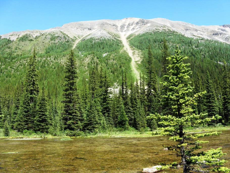 Panorama Ridge with the Gully in front.