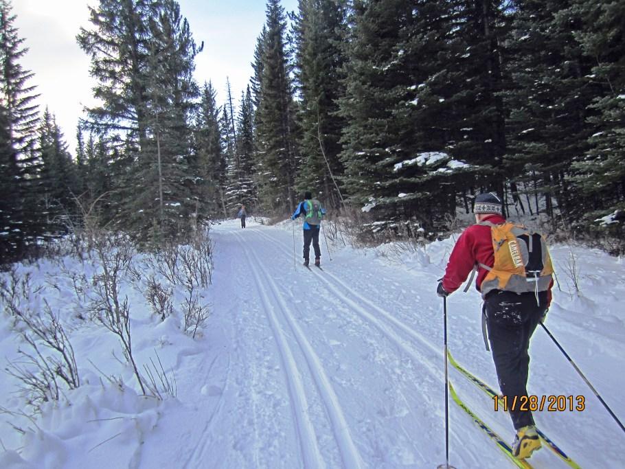 Bill  Mc,Kerry & Dana on Aspen