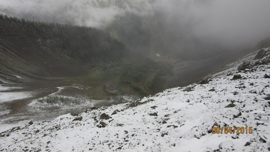 The Valley to descend into