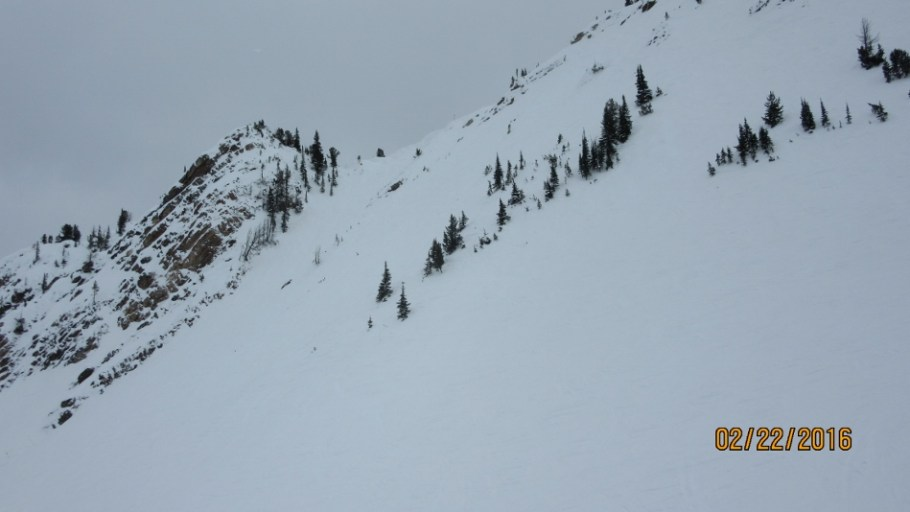 One of the routes we used into Fuez Bowl