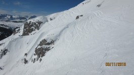 Sunshine and South Side Chutes Revisited