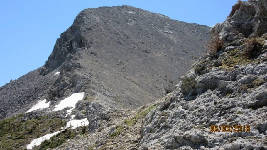 Approathcing Peak #4