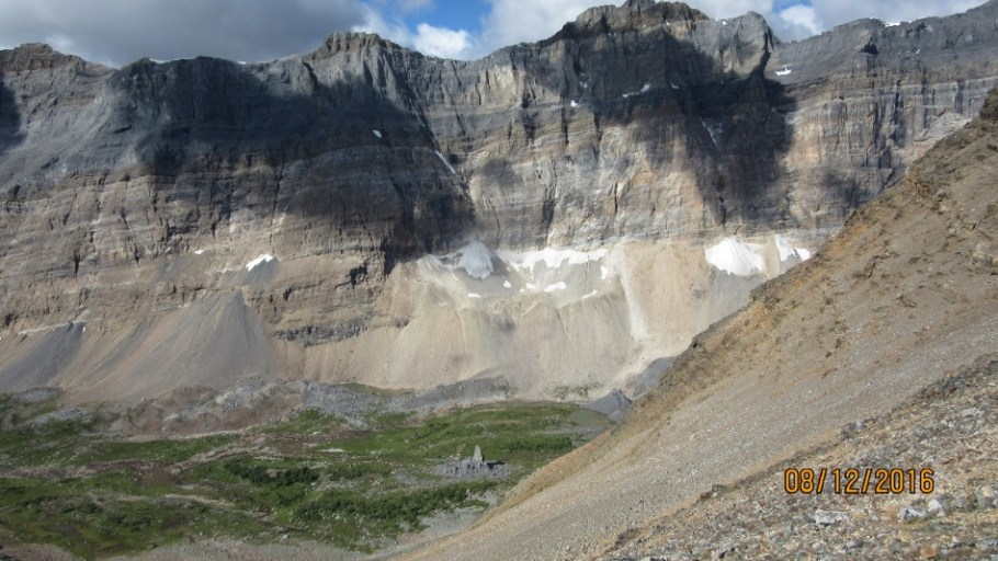 From Wenkchemna to Prospectors Valley
