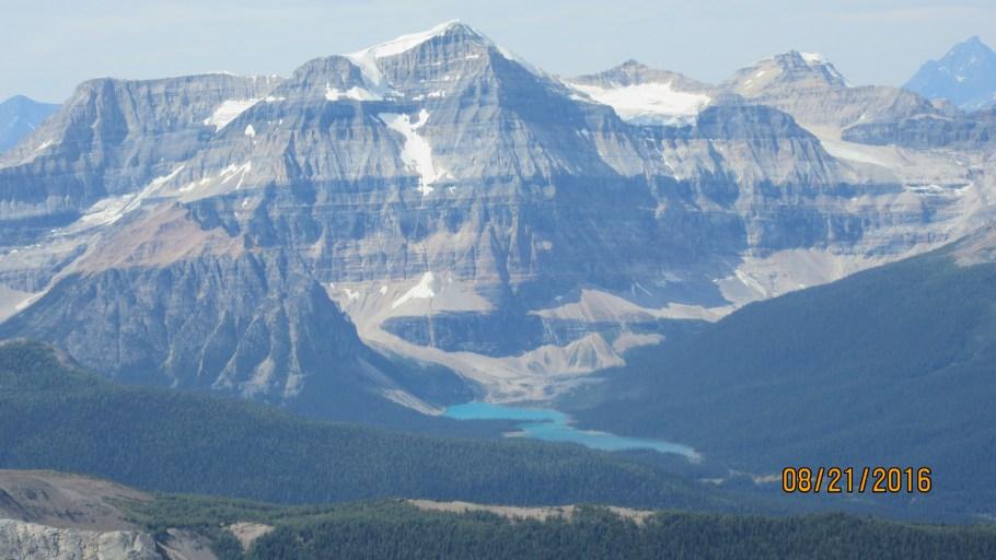 Mt Ball and Shadow lake