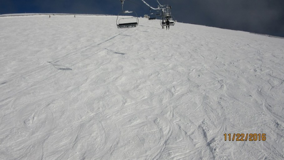 Under the Divide Chair