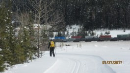 Emerald Lake Cross Country Ski Trails