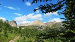 Dolomite Pass to Mosquito Creek