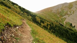Guinns Pass the New Trail
