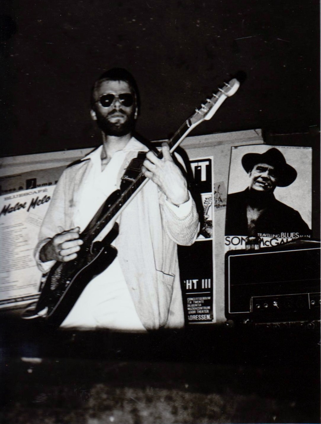 Blues Power 1986 - Maloe Melo Amsterdam