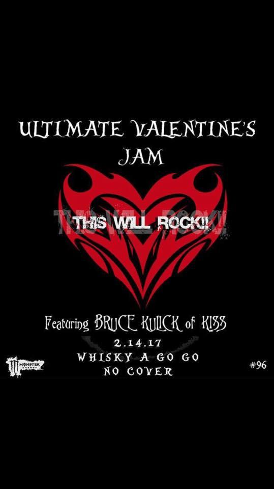 Video From Ultimate Jam Nights Valentine Jam 21417