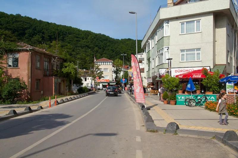 Agva Street Shot