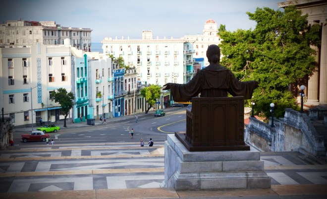 View from University Havana