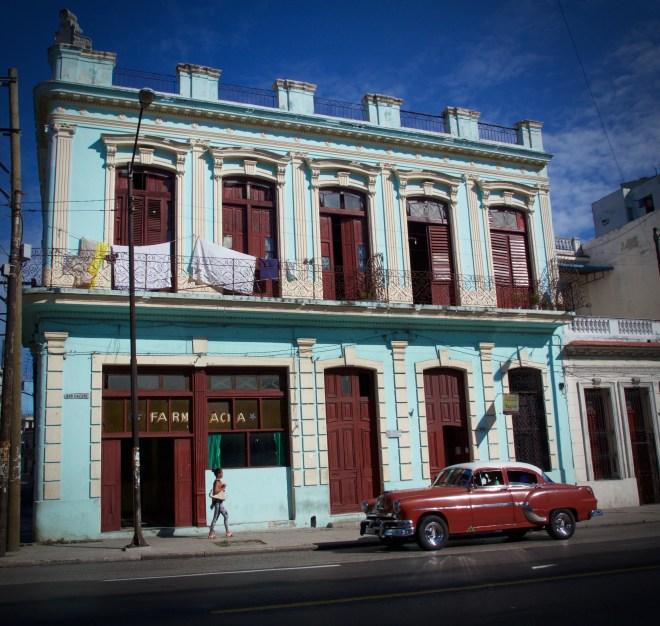 Farmacia en La Habana