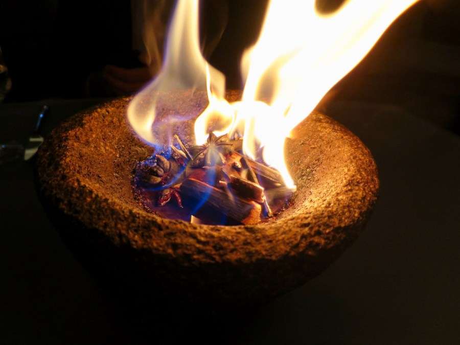 #8 - Fire for the Smoke/Bonbon course