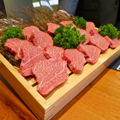 Wagyu – A cure for the flu? (Dinner at Hiroshi, Los Altos)