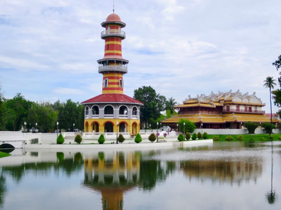 Sages' lookout - Bang Pa-in Royal Palace