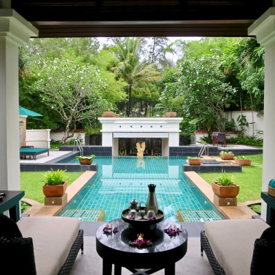 A Luxurious Stay in Phuket – Banyan Tree Spa Sanctuary