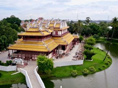 Heavenly Light Building - Bang Pa-in Royal Palace